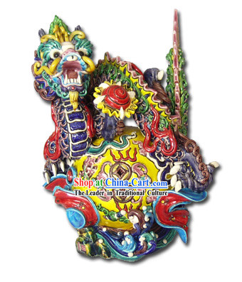Chinese Cochin Ceramics-Palace Dragon