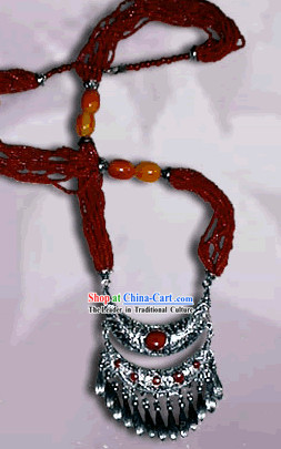 Tibet Charm Necklace