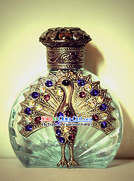 Bohemia Crystal Craftwork Perfume Bottle 3