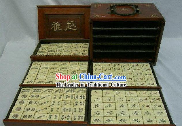 Chinese Ancient Palace Mahjong