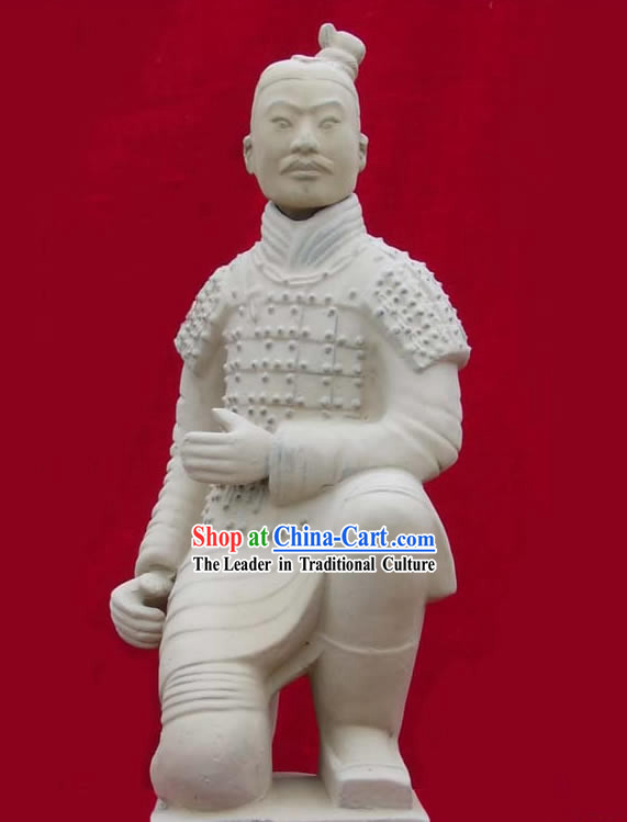 Kneeling Archer of Terra Cotta Warrior