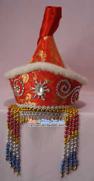 Mongolia Handmade Fairy Hat for Girl
