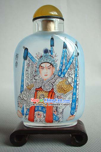 Made to Order Hand Painted Inside Painting Snuff Bottle