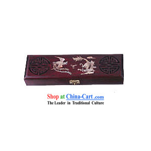Chinese Chopsticks Box and Jewel Caskets