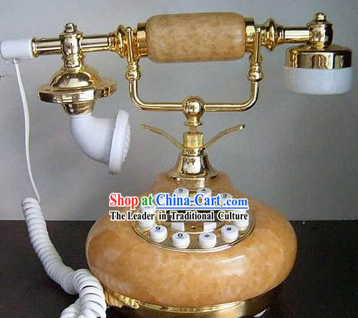 Chinese Traditional Old Antique Style Telephone 1