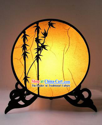 Chinese Ancient Palace Bamboo and Moon Lamp(Lantern)