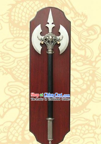 Chinese Classic Weapan-Double Hero Axes