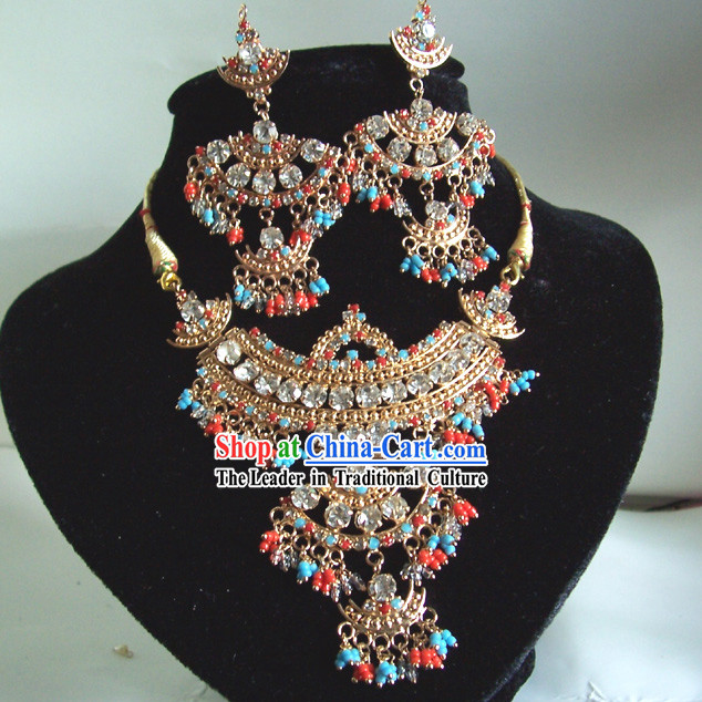 Indian Fashion Jewelry Suit-Braveness