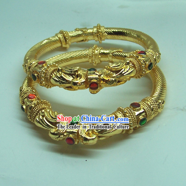 Indian Golden Princess Bangle (Bracelet)