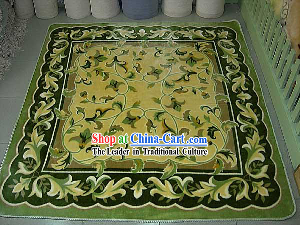 Art Decoration Chinese Thick Nobel Palace Carpet/Rug (180*168cm)