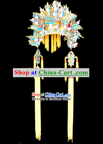 Chinese Classic Phoenix Crown