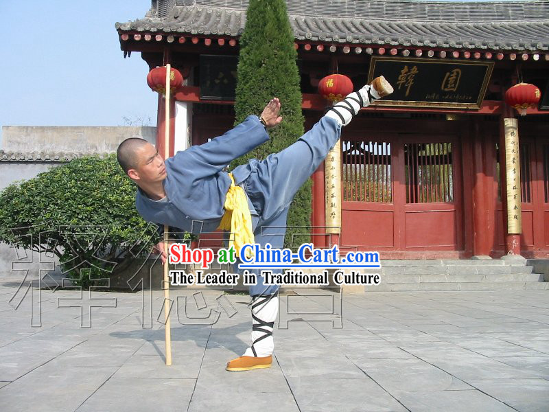 China Shaolin Suits _ Shaolin Monk Clothing