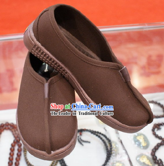 Traditional Handmade Shaolin Monk Travel Shoes