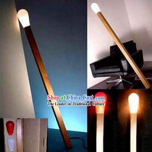 Long Match Lantern - Christmas and New Year Gift