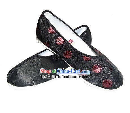 Chinese Traditional Handmade Shoes for Men