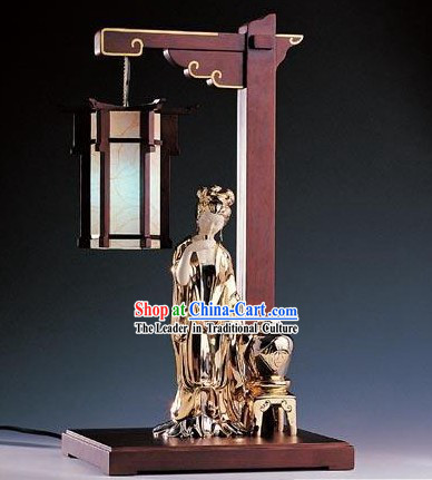 Chinese Classical Yang Guifei Drunk Reading Lantern