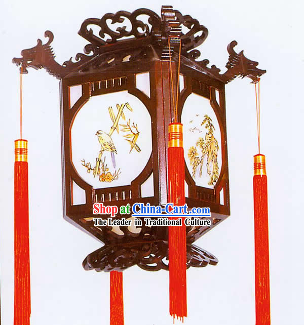 Chinese Ancient Palace Lanterns / Dragon Lanterns