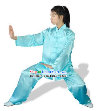 China Traditional Tai Chi Mandarin Dress