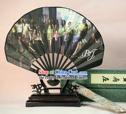 Custom for Chinese Fan Dance