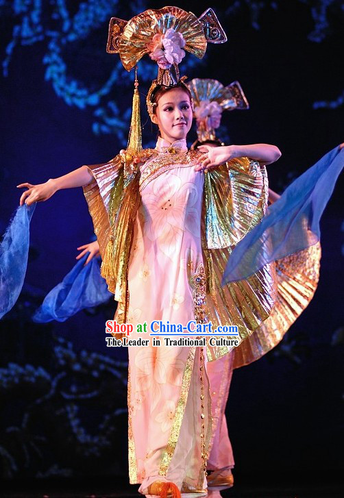 Chinese Traditional Qipao Costume