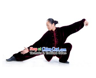 Chinese Professional Tai Chi Master Uniform