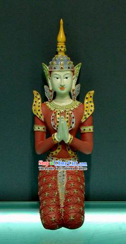 Asia Thai Arts Figurine of Buddha