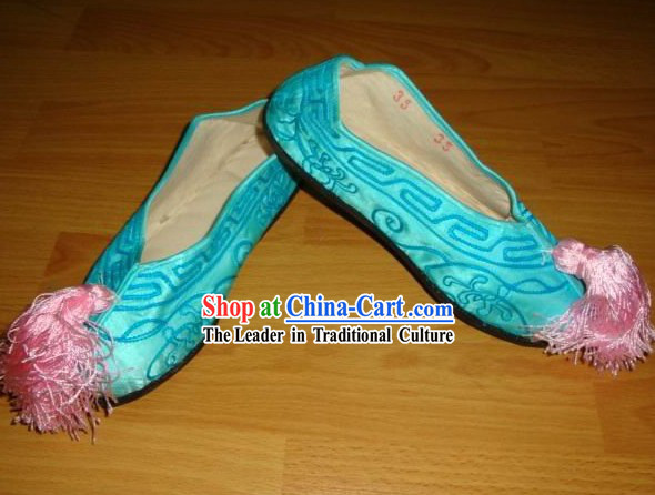 Traditional Beijing Opear Shoes