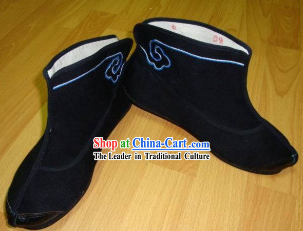 Beijing Opera Cloud Shoes for Men