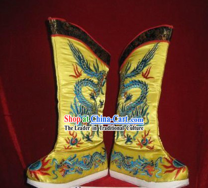 Handmade Classical Emperor Shoes