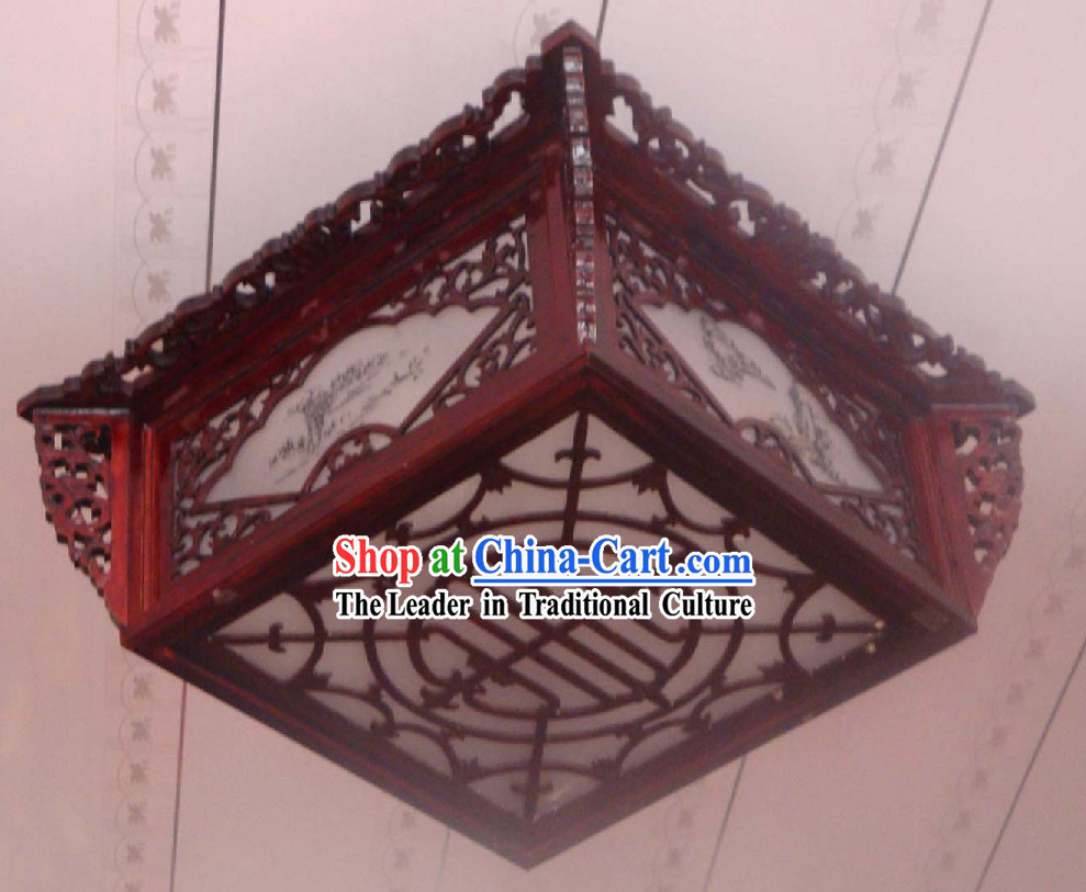 Chinese Antique Style Ceiling Lantern