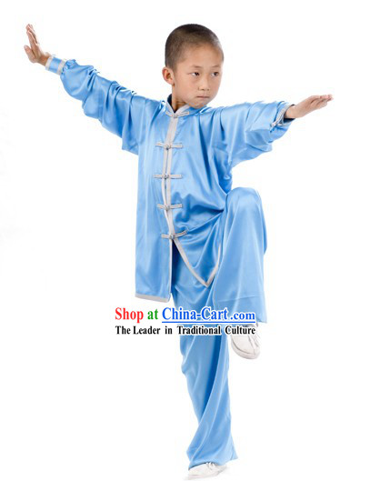 Professional Chinese  Wushu Costume for Children