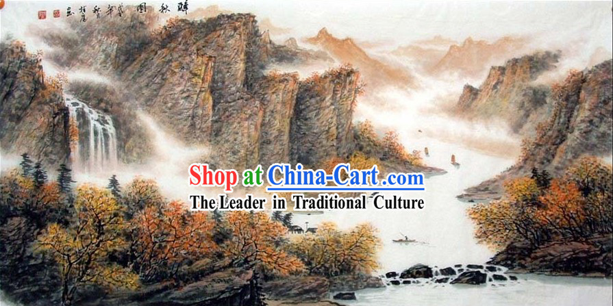 Traditional Chinese Painting / Guilin Landscape Painting