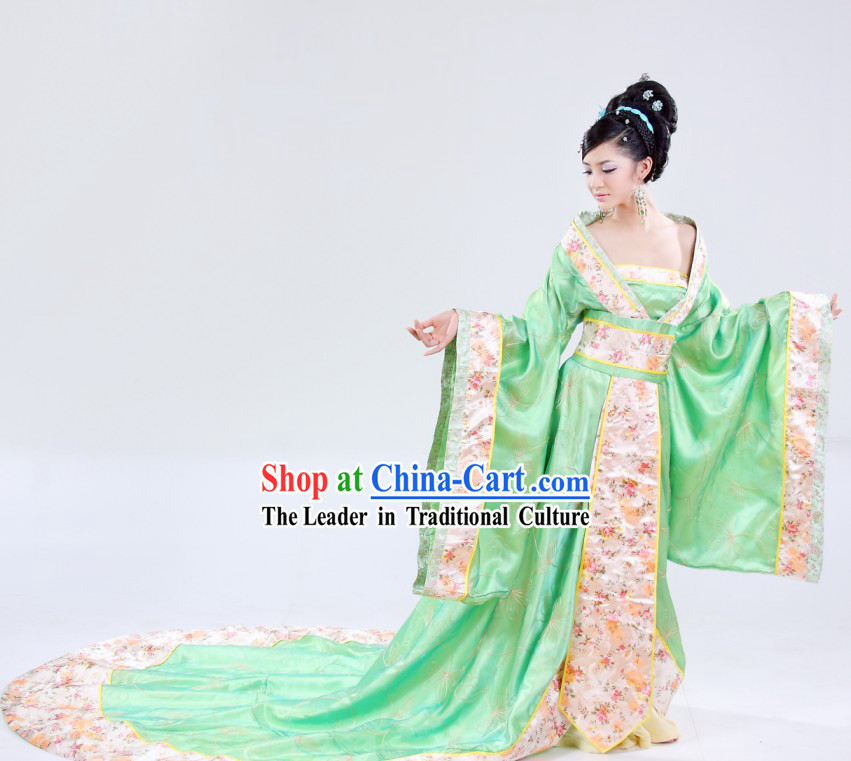 Ancient Chinese Princess Costumes Complete Set