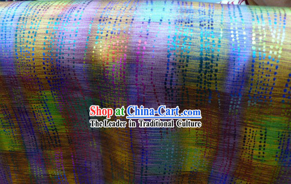 Top Rui Fu Xiang Silk Fabric - Fairytale