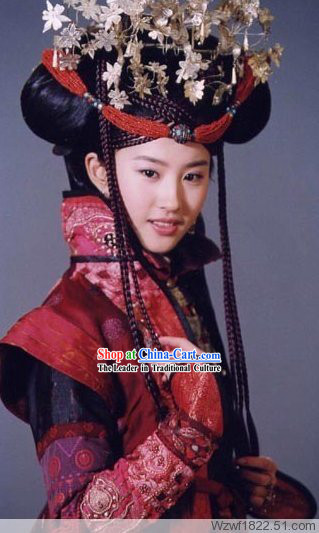 Chinese Ancient Costume Wig for Women