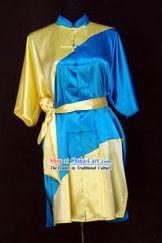 China Martial Arts Uniform / Wushu Competition Suit for Women
