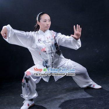 Original Painting Professional Tai Chi Dress
