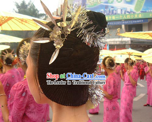 Traditional Thai Hair Decoration