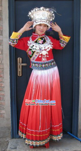 Chinese Miao Clothing for Women