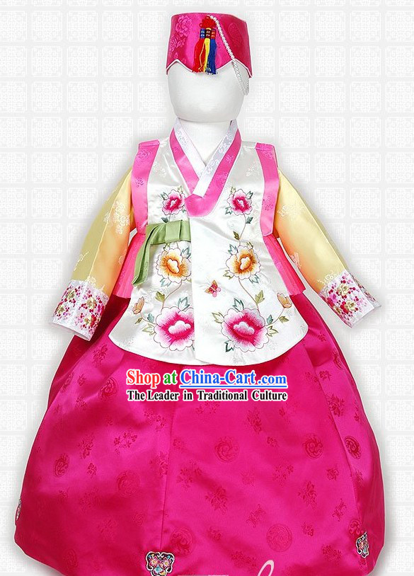 Korean Ceremonial Dress Hanbok Set