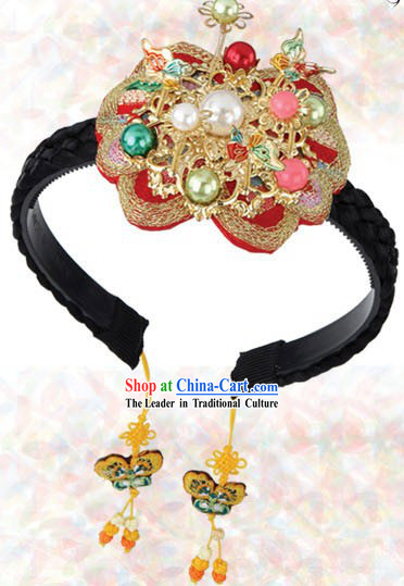 Traditional Korean Hair Accessories Set