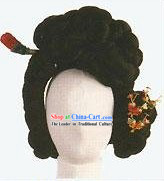 Ancient Korean Palace Wig Set for Women