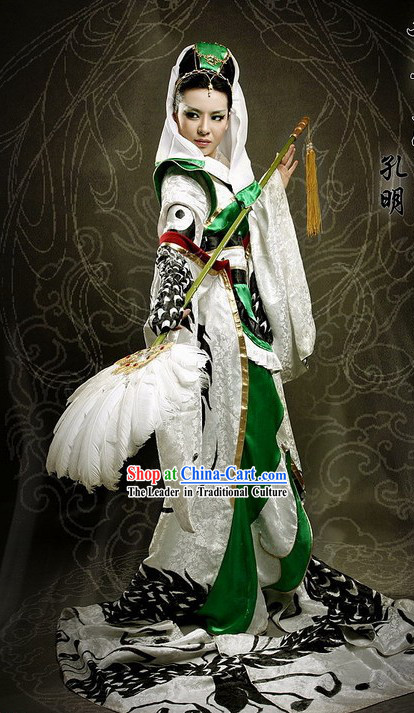 Ancient Chinese Cosplay Costume Set