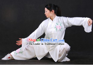 Chinese Professional Tai Chi Blouse and Pants Complete Set