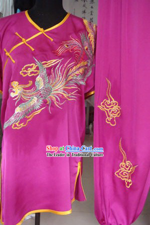 Martial Arts Uniform _ Wushu Competition Suit for Women