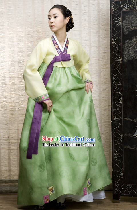 Korean National Costume for Women