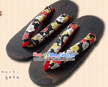 Traditional Japanese Shoes Set for Women