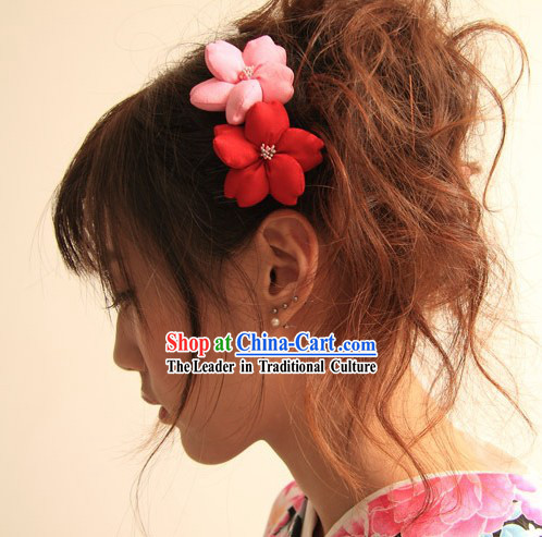 Japanese Kimono Dress Hair Decoration