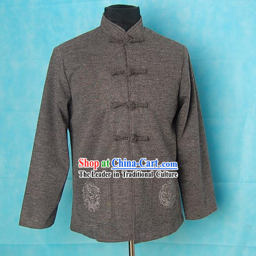 Chinese Traditional Men Jacket