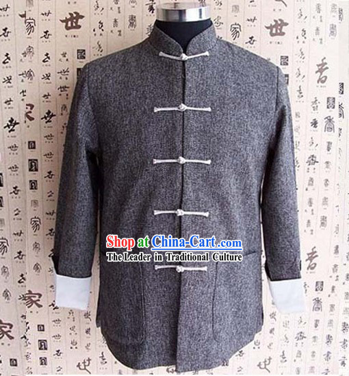 Chinese Traditional Men Clothes